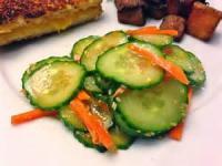 Salads And Dressings - Cucumber -  Japanese Cucumber Salad