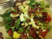Salads And Dressings - Hot Bacon Dressing