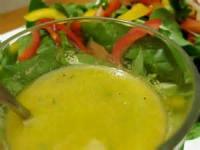 Salads And Dressings - Dressing -  Blender Italian Dressing