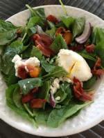 Salads And Dressings - Dressing -  Hot Bacon Dressing By Becky