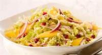 Salads And Dressings - Mango Cabbage Salad