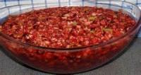 Salads And Dressings - Gelatin -  Cranberry Salad By Dawno