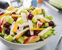 Salads And Dressings - Waldorf Of Sorts Salad