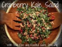 Salads And Dressings - Cranberry  Salad