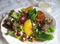 Salads And Dressings - Creamy Fruit Salad