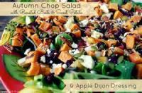 Salads And Dressings - Sweet Potato Apple Salad