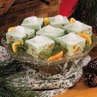 Salads And Dressings - Gelatin -  Lime Jello Salad