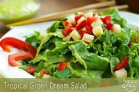 Salads And Dressings - Simple Pineapple Salad
