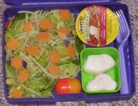 Salads And Dressings - Egg Salad Mold