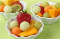 Salads And Dressings - Fruit -  Hawaiian Fruit Platter