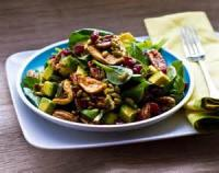 Salads And Dressings - Fruit -  Maple Nut Crunch