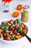 Salads And Dressings - Fruit -  Orange And Avocado Salad