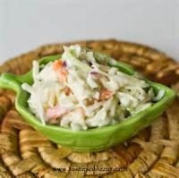 Salads And Dressings - Creamy Coleslaw