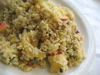 Salads And Dressings - Curried Rice Salad