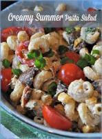 Salads And Dressings - Macaroni Salad Sweet