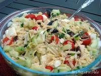 Salads And Dressings - Orzo Salad