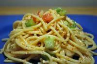 Salads And Dressings - Pasta -  Cold Spaghetti Salad