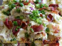 Salads And Dressings - Potato Salad