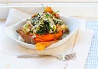 Salads And Dressings - Potato -  Shiitake Potato Salad
