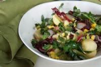 Salads And Dressings - Potato -  Vegetable Potato Salad