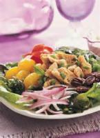 Salads And Dressings - Seafood -  Samon Waldorf Salad