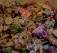 Salads And Dressings - Springtime Pasta Salad