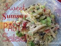 Salads And Dressings - Pasta -  All American Pasta Salad