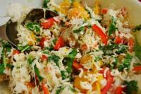 Salads And Dressings - Slaw -  Chinese Noodle Salad
