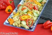 Salads And Dressings - Pasta -  Confetti Pasta Salad