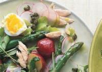 Salads And Dressings - Potato -  Asparagus And New Potato Salad