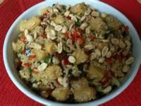 Salads And Dressings - Rice -  Balinese Rice Salad
