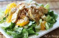 Salads And Dressings - Mandarin Rice Salad