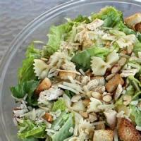 Salads And Dressings - Pasta -  Caesar Salad Pasta For 100