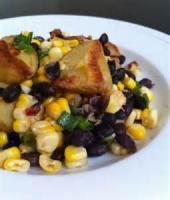 Salads And Dressings - Southwestern Potato Salad