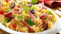 Salads And Dressings - Antipasto Pasta Salad