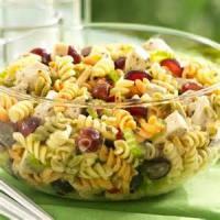 Salads And Dressings - Chicken Dijon Pasta Salad