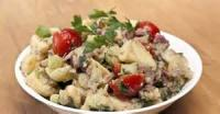 Salads And Dressings - Potato -  Mediterranean Potato Salad