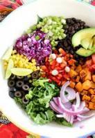 Salads And Dressings - Potato -  Potato Salad Primavera