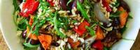 Salads And Dressings - Rice -  Spanish Rice Salad
