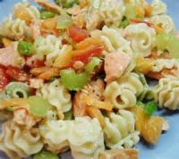 Salads And Dressings - Salmon Macaroni Salad