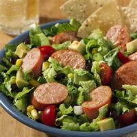 Salads And Dressings - Sausage -  Sausage Salad