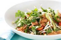 Salads And Dressings - Thai Style Pasta Salad