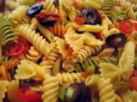 Salads And Dressings - Pasta -  Italian-style Pasta Salad