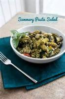 Salads And Dressings - Pasta Salad With Zucchini And Pesto