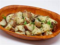 Salads And Dressings - Potato Salad With Bacon Vinaigrette