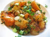 Salads And Dressings - Potato -  Spicy Potato Salad