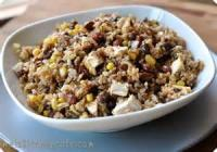 Salads And Dressings - Corn, Bean And Rice Salad