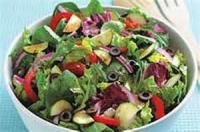 Salads And Dressings - Garden Italian Salad