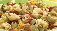 Salads And Dressings - Italian Tortellini Salad