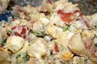 Salads And Dressings - Potato -  Spicy Potato Salad By Beck
